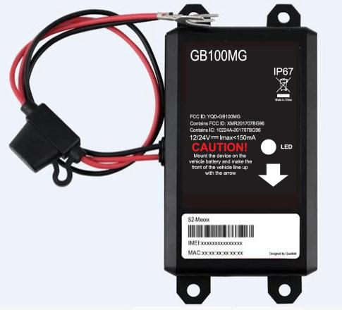 Queclink GB100MG