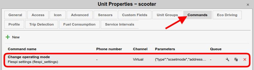 wialon unit commands list