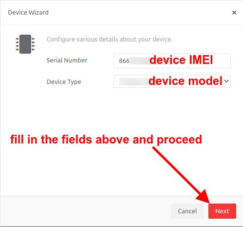 key telematics add device