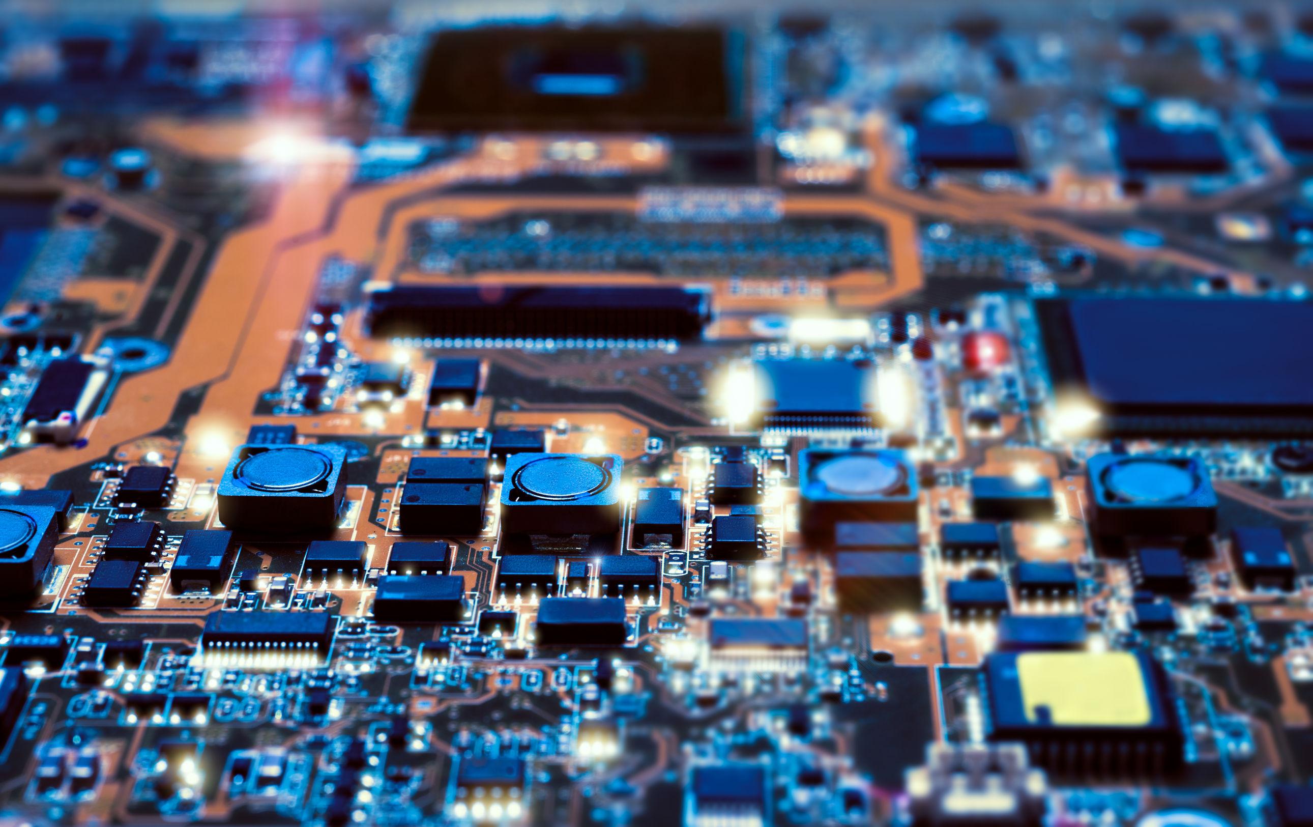 Hardware manufacturers