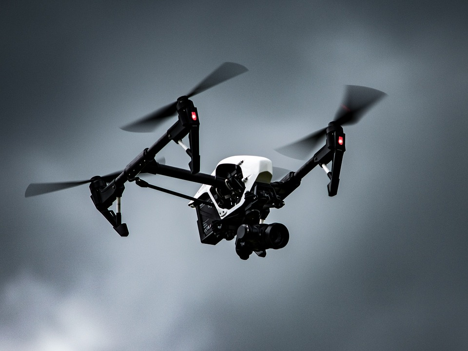 drones and IoT