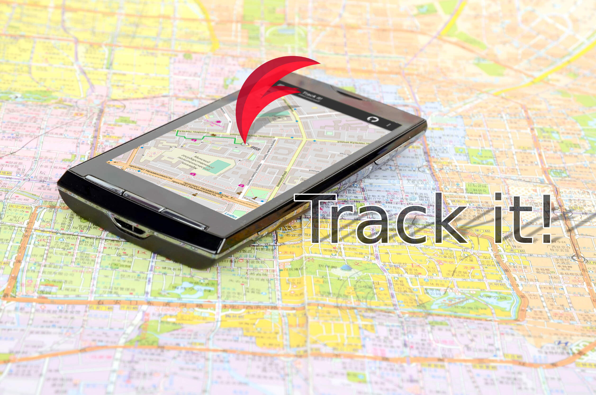 Open-source GPS tracking system  TrackIt