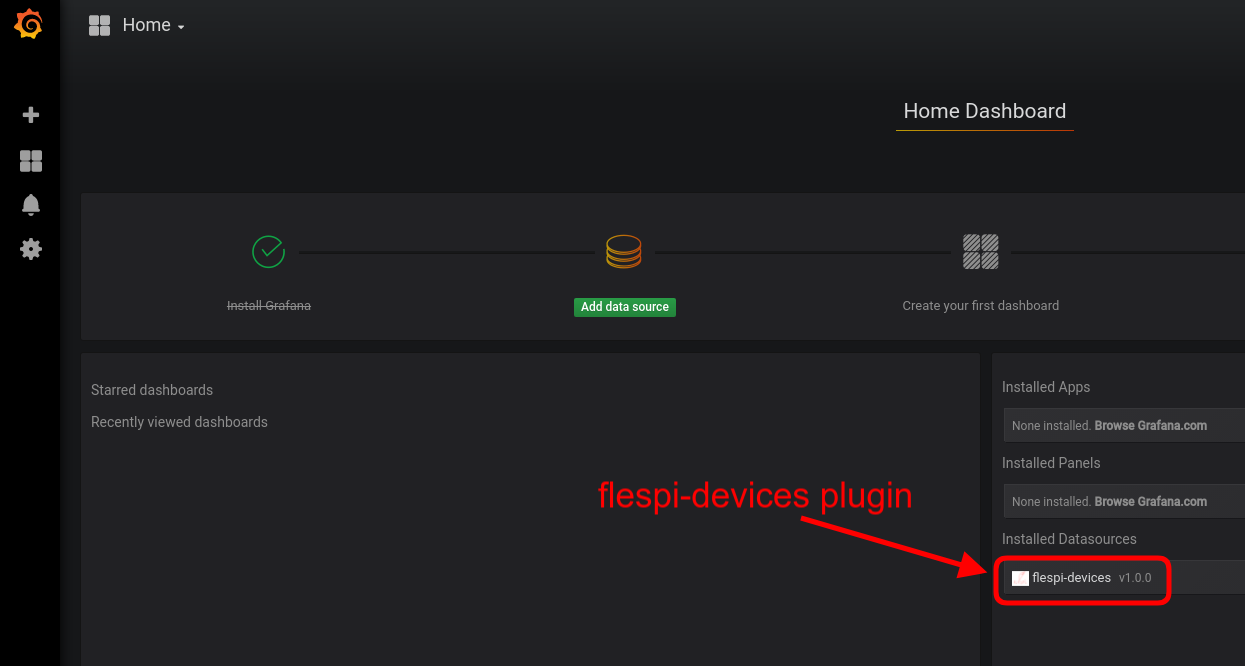 add flespi-devices plugin