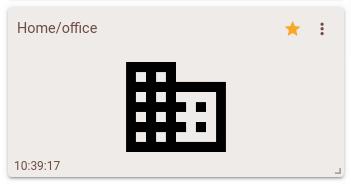 status indicator mqtt tiles